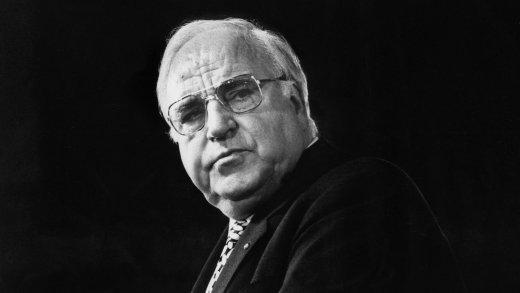 Helmut Kohl hoch- und heiliggesprochen